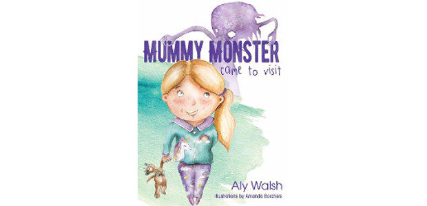 Mummy Monster Came to Visit Written by Aly Walsh Amanda […]