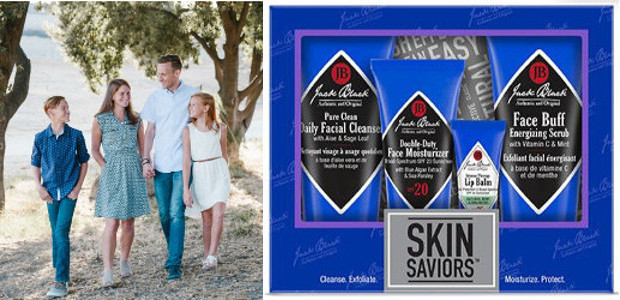 Grooming Gifts for Father's Day from Jack Black! www.getjackblack.com FACEBOOK […]
