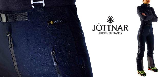 Jöttnar Outdoor Clothing. Close Up. VANIR LT WOMEN'S HARD SHELL […]