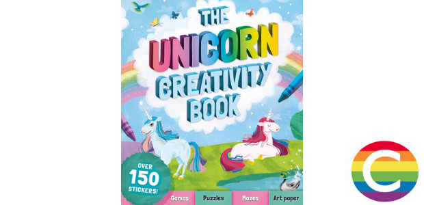 THE UNICORN CREATIVITY BOOK by Emily Stead! >> www.carltonkids.co.uk FACEBOOK […]