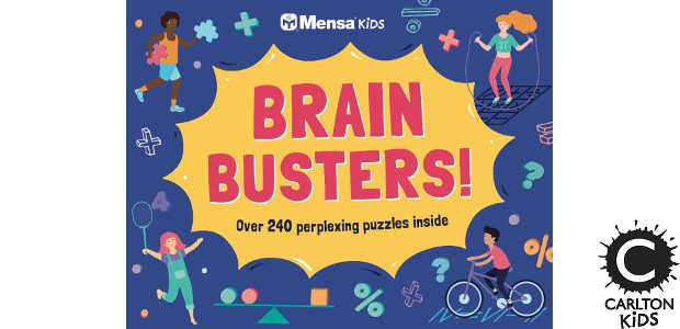 BRAIN BUSTERS! This is a puzzle extravaganza! By Mensa >> […]