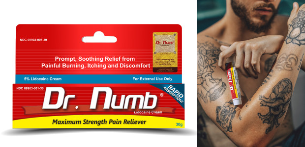 www.drnumb.com FACEBOOK   TWITTER   INSTAGRAM Dr.Numb, the leading topical […]