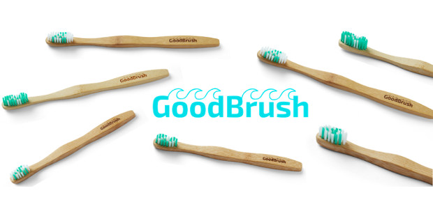 Good Brush bamboo toothbrushes are reducing plastic waste one toothbrush […]