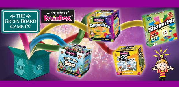 www.brainbox.co.uk TWITTER   FACEBOOK   PINTEREST   YOUTUBE The fabulous […]