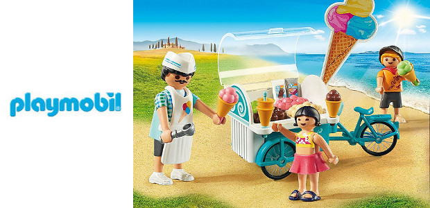 Ice Cream Cart (PLAYMOBIL) – Build your Ice Cream Cart […]