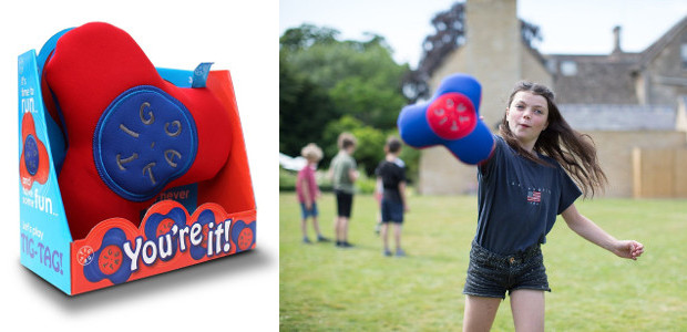 TIG-TAG®You're it!The HOT new outdoor toy this summer www.tig-tag.co.uk TWITTER […]