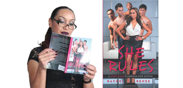 NEW DATING BOOK SERIES OFERS PROVOCATIVE INSIGHT FOR WOMEN www.iamrachelrenee.com […]