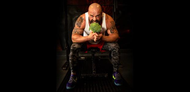 Vegan Bodybuilder, Nutritionist and You Tuber Paul Kerton AKA Hench […]
