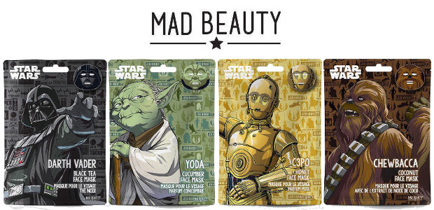 Mad Beauty UK go inter-galactic with Star Wars www.madbeauty.com  Star Wars […]