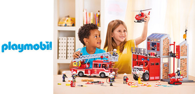 October is Fire Prevention Month! Playmobil have a toy that […]