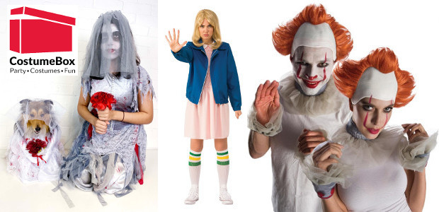 The five most popular Halloween outfits this year www.costumebox.com.au FACEBOOK […]