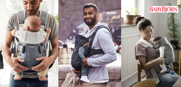 BABYBJÖRN celebrates Babywearing Week with BRAND NEW Baby Carrier Move, […]