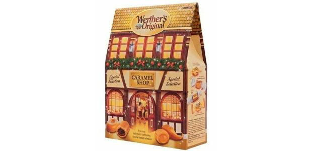 Werther's Original Christmas Caramel Shop Box www.werthers-original.co.uk Containing a variety […]