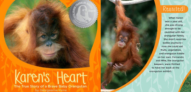 BOOK > From San Diego Zoo >> Karen's Heart: The True […]
