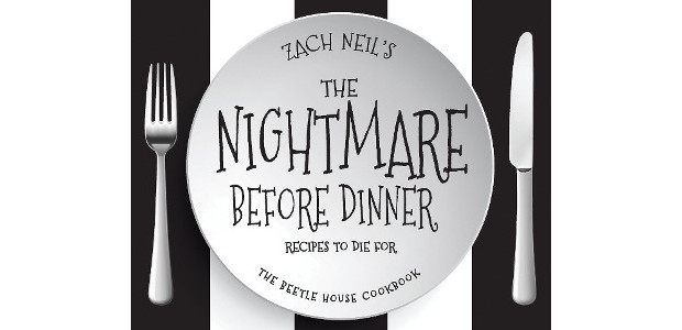 The Nightmare Before Dinner: Recipes to Die For: The Official […]