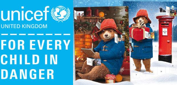 UNICEF AND PADDINGTON TO CELEBRATE THE FESTIVE SEASON www.unicef.org.uk TWITTER […]