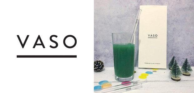 VASO's range of premium glass straws offer consumers a reusable, […]