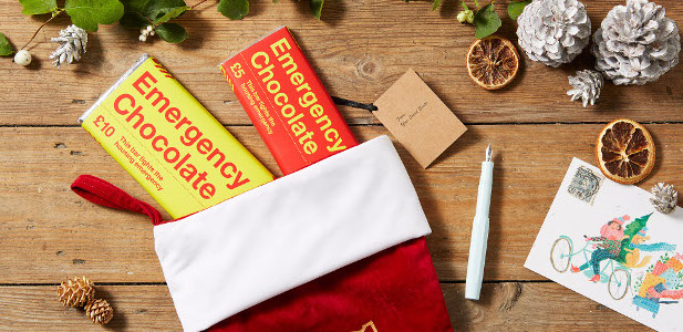 Shelter launches 'Emergency Chocolate' range so shoppers can help fight […]