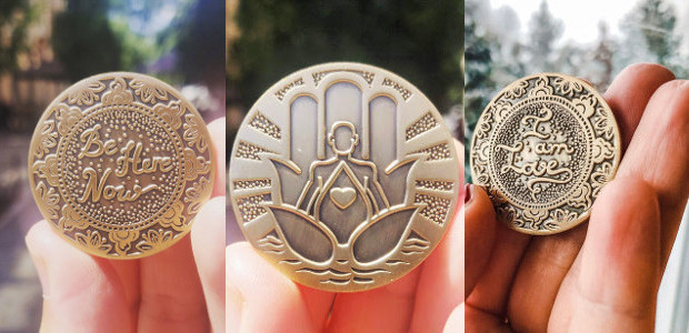 Mantra Medallions are pocket-sized reminders that you, your family and […]