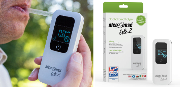 AlcoSense Lite 2 Breathalyser Launches! Responsible motorists would never dream […]