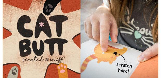 Cat Butt Scratch and Sniff Board book by Doug Cholewa […]