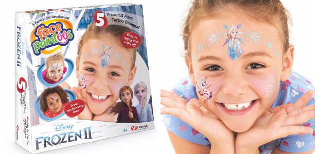 Get the perfect face painting look with the new Disney […]