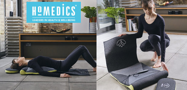 HoMedics, where wellbeing and technology come together. Let's make your […]