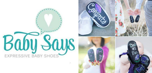 Chalkboard Shoes by Baby Says® are the ultimate gifts for […]
