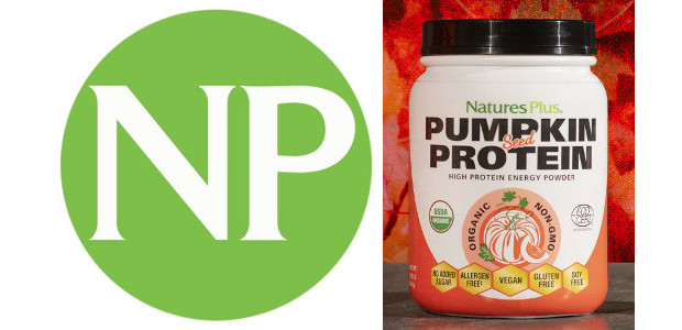 Paleo Pumpkin Muffins Protein Packed Recipe from Natures Plus (www.naturesplus.com) […]