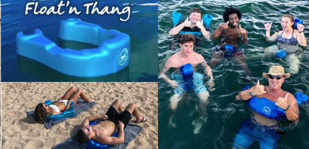 Check out the Float'n Thang! It's changing and improving the […]
