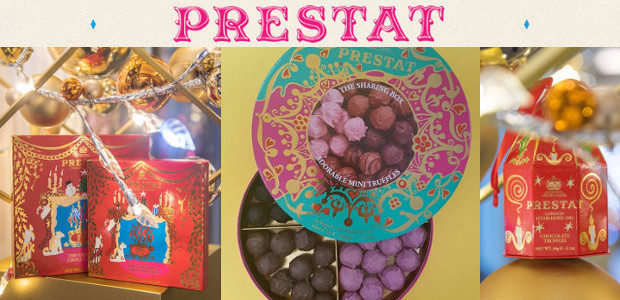 Prestat for Christmas (Chocolates from the creator of the world's […]
