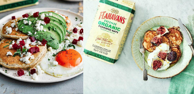 Savoury Oat Pancakes Stack with Avo, Beets & Feta Makes: […]