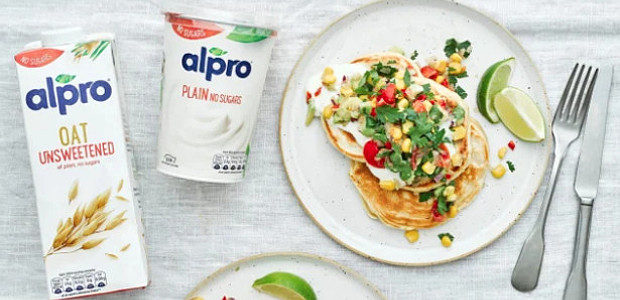 Pancake Recipes from Alpro Unsweetened range is the first-ever plant-based […]