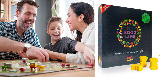 Fun, easy to play, award winning family boardgame EVER WANTED […]
