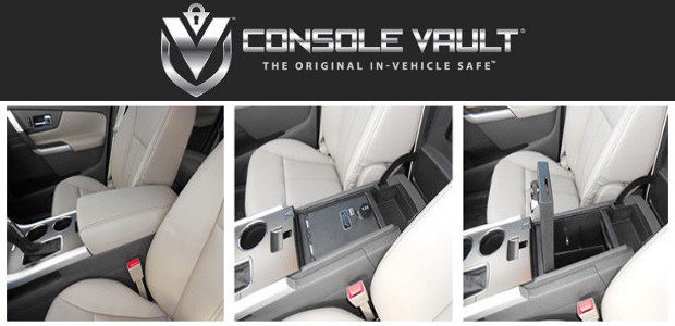 Protect Your Valuables from In-Vehicle Theft …Console Vault® 10% Off […]