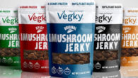 Introducing >> Vegky Mushroom Jerky… 100% plant based! www.vegky.com Vegky […]