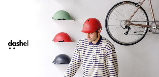 Looking for a fashion-conscious cyclists gift…. www.dashel.co.uk Dashel Cycle Helmets […]