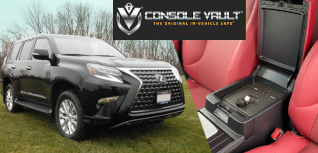 CONSOLE VAULT®, ANNOUNCES NEW IN-VEHICLE SAFE FOR 2021 LEXUS GX […]