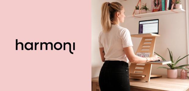 Harmoni – The Standing Revolution. harmonidesk.com What? Harmoni Standing Desk […]
